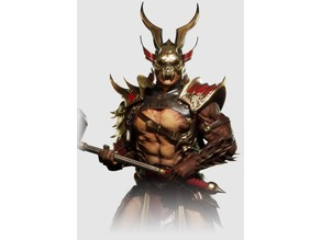 Mortal Kombat 11 Shao Kahn Hammer 1&2