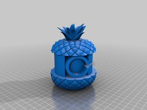 Pineapple Apple Watch Stand