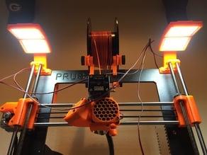 Original Prusa MK2 Quad LED Lights.