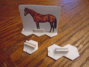 Cardboard Miniature Stands