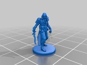 Humanoid Cultist Miniature 3