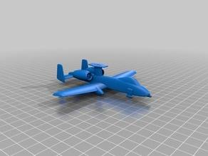A-10 ThunderboltⅡ and military radar