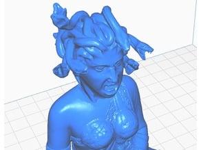 Medusa Buddha (Mythology Collection)