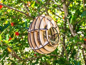 Lasercut Birdhouse