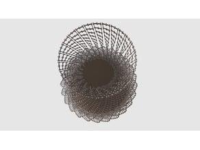 Decorative DNA Vase