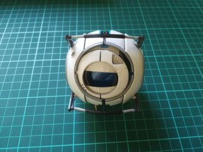 Articulated Wheatley from Portal 2 / Wheatley articulé de Portal 2