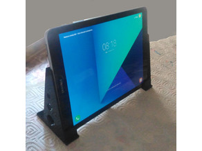 Holed Tablet Holder