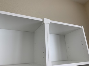 IKEA BILLY Bookcase Connector