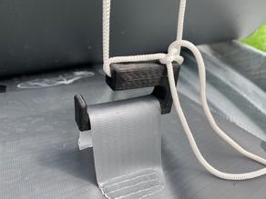 Hook for Intex pool towel