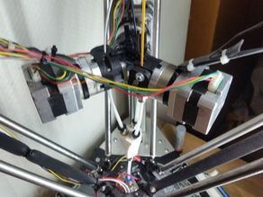 Triple filament splitter