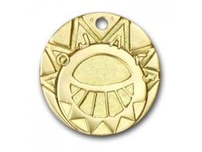 Médaille les Citées d'Or