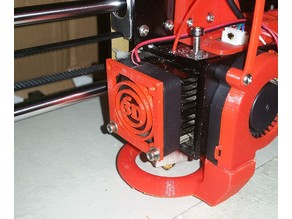 Front Fan Grill (Fit Anet)