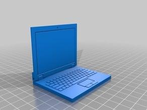 Barbie Doll Laptop (Foldable)