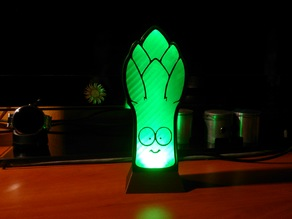 Asparagus LED USB Lamp
