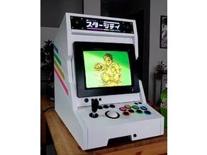 StarCity Bartop Arcade Candy Cab