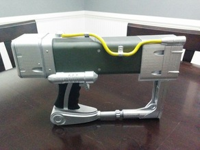 AEP7 Laser Pistol from Fallout (Support Free)