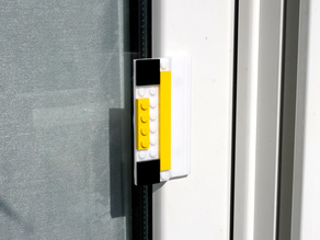 Lego door handle