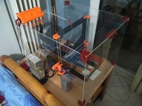 3d Printer Plexi Enclosure