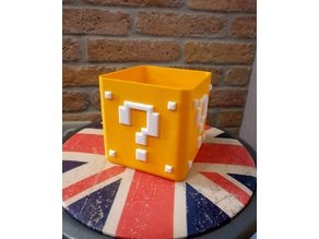 Mario Bros Planter Box