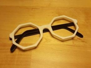 Dr. Olivia Octavius Glasses