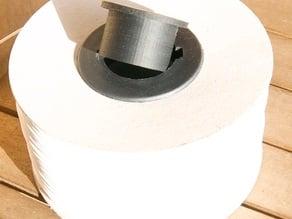 Adaptateur réducteur de diamètre pour bobine filament-abs.fr