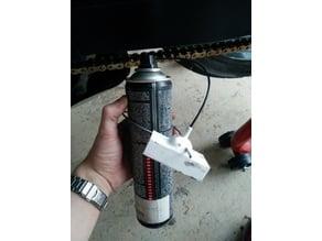 Motorcycle Chain Lubricator