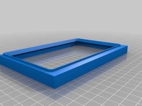 """OpenVario Frontplate 7"""" Pixel-Qi Display"""