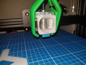 E3D 40MM Fan Clip-on Mount