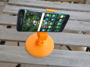 Samsung Galaxy S7 Edge Regulable Tripod