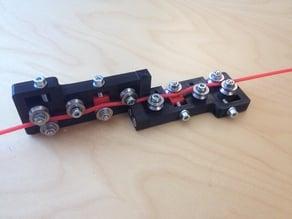 Filament Straightener 2 axis