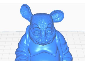 Country Mouse Buddha