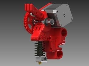 Infill 3D 75 Geared Extruder