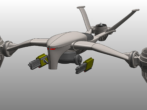 T-1 Aerial aka Hunter Killer Drone