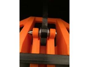 Y Belt tensioner modification