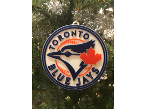 Toronto Blue Jays Hanging Ornament