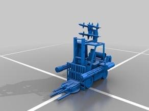 Weaponized Forklift mk.II