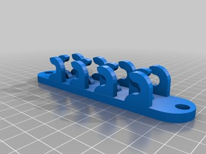 12 mm cable organizer (single)