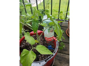 MEXICoke and Beer Bottle MOD Automatic Plant Waterer