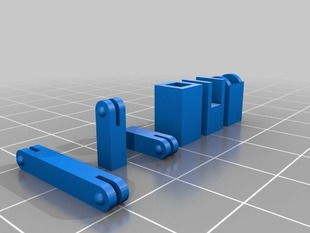 OpenSCAD Joint Connectors v1.0
