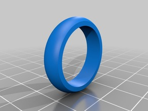 Basic ring for polishing practice