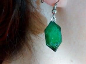 Rupee Zelda for Earring or necklace