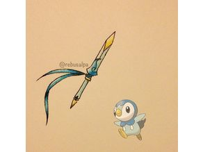 Piplup Dagger