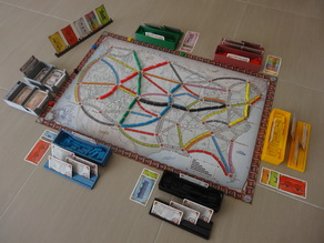 Ticket to ride USA 1910 - Les aventuriers du rail USA 1910