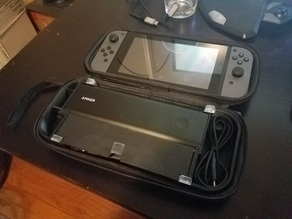 Nintendo Switch Case Anker PowerCore 20100+ Modification