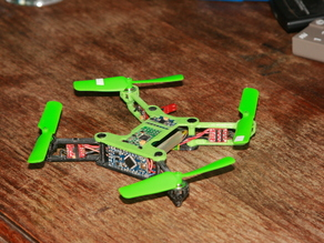 Brushless Foldable Nano Quad 120mm