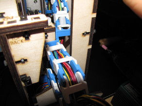 Printrbot Simple Cable Chain Coppler YZ
