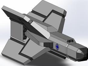 wing commander longbow bomber