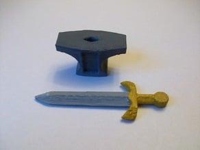 Sword in the Anvil