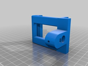 Dial Gauge (10mm) holder for Anet A8