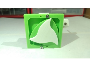 Didactic Drill For Drilling Square Holes